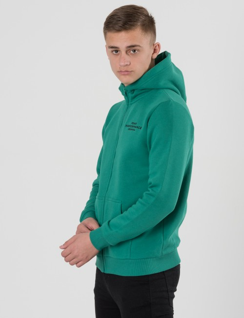 Om Peak Performance barnkläder - JR LOGO ZIP HOODIE