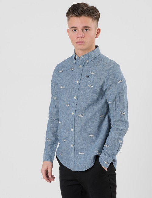 Ralph Lauren barnkläder - BUTTON DOWN SHIRT