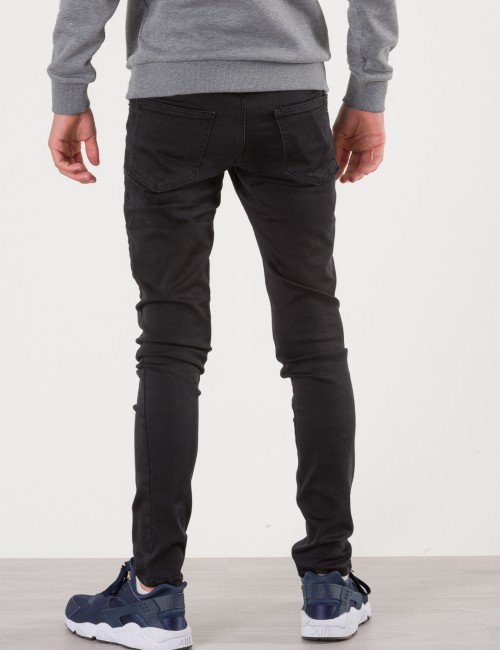 Replay Hyperflex Slim Fit Jeans Svart Jeans till Kille