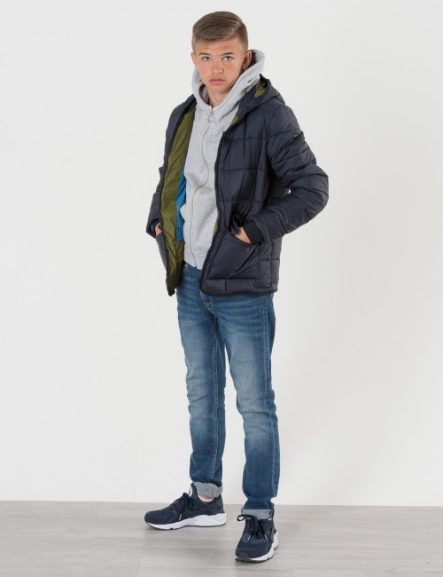 Scotch & Soda barnkläder - SQUARE QUILTED PADDED JACKET