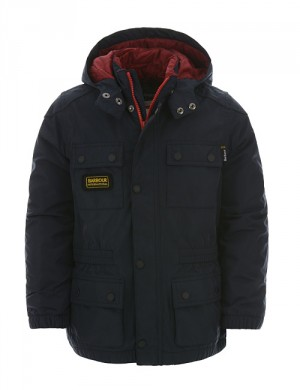 BARBOUR NYLOC JACKET