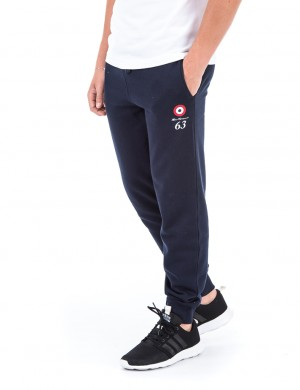 Brush back jogger