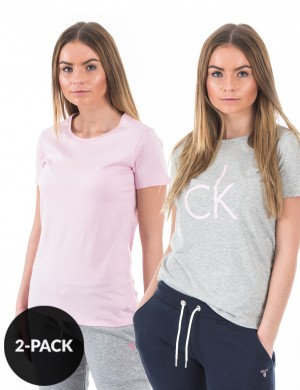 2 PACK SS TEE 901