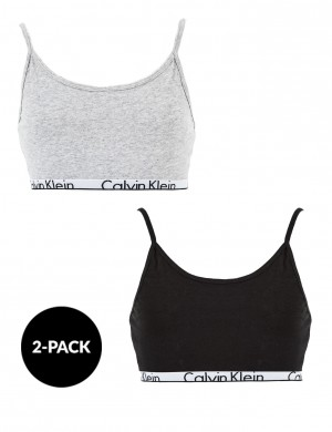 2 PACK STRING BRALETTE