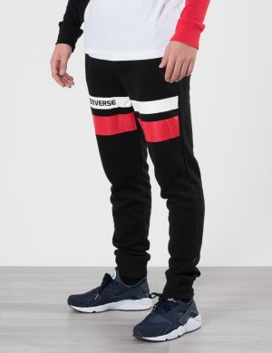 Colourblocked Slimfit Jogger