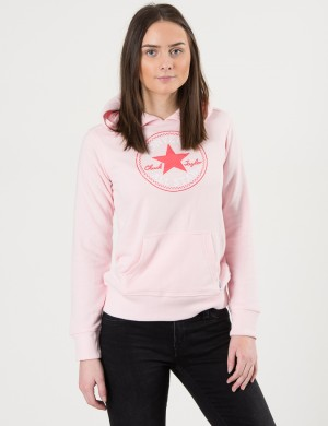 Chuck Pull Over Hoodie