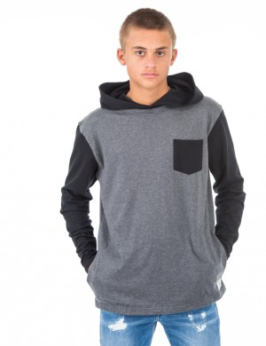 RELLIN BOY HOODED TEE
