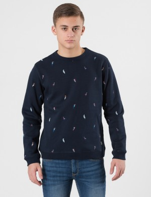 2CAN CREW SWEATER
