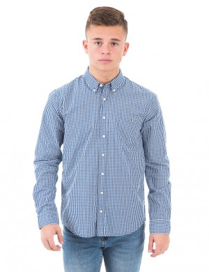 O. ARCHIVE BROADCLOTH GINGHAM