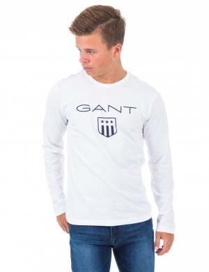 GANT SHIELD LS T-SHIRT