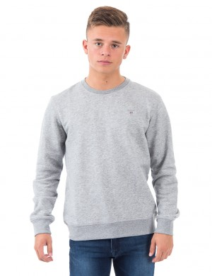 O.GANT ORIGINAL C-NECK SWEAT