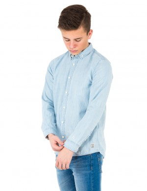 BOYS SHIRT LS