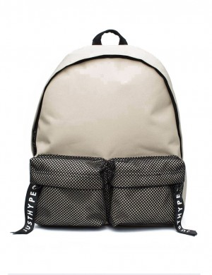Double Pocket Backpack - MESH