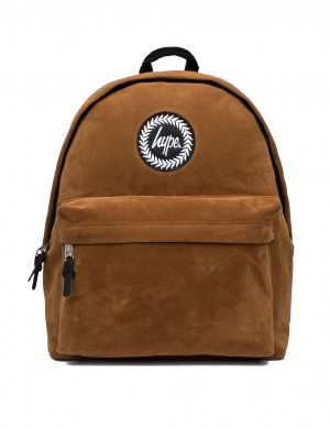Backpack - SUEDE