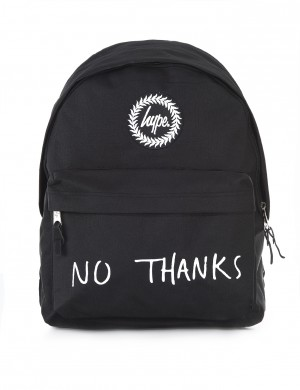 Backpack - NO THANKS