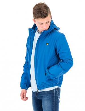 Windcheater Zip Through Hoodie