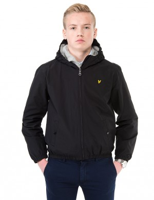 Windcheater Zip Through Hoodie Jacket