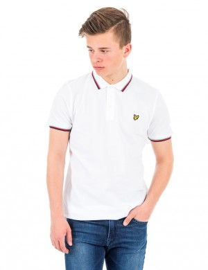Plain Tipped Polo