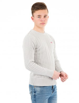 Chester knitted sweater