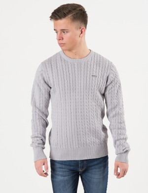 Carter Cable Knit Sweater