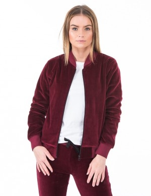 Capri Velour Zip