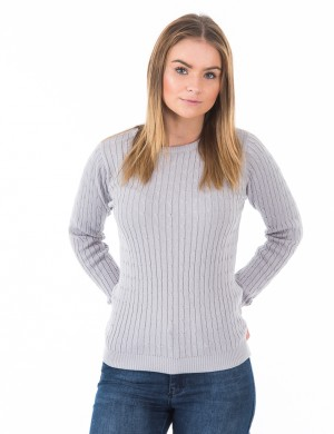 Victory Cable Knit
