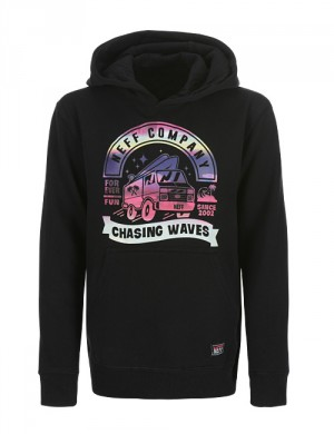 YOUTH LAST SUNSET HOODIE