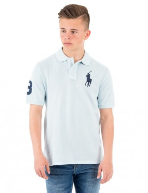 SHORT SLEEVE POLO SHIRT