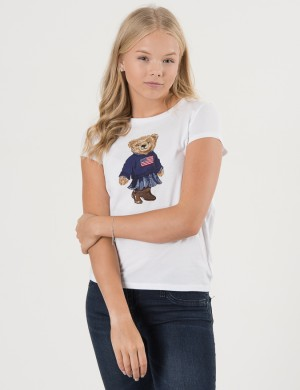 SHORT SLEEVE BEAR T-SHIRT