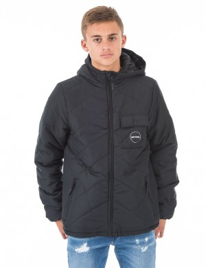 INSULATED BOY JACKET