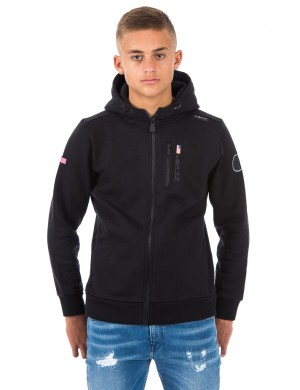 JR INTERNATIONAL ZIP HOOD
