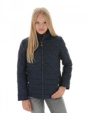 THKG QUILTED JACKET