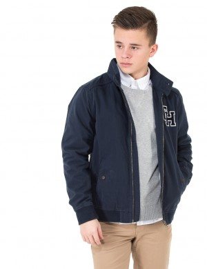 THKB BADGE JACKET