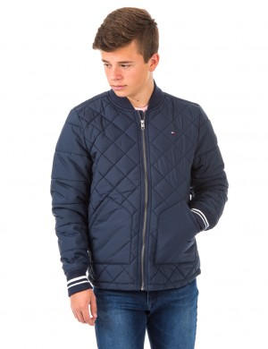 THKB QUILTED JACKET