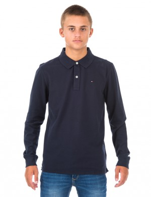 TOMMY POLO L/S