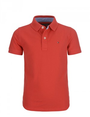 TOMMY FASHION POLO S/S