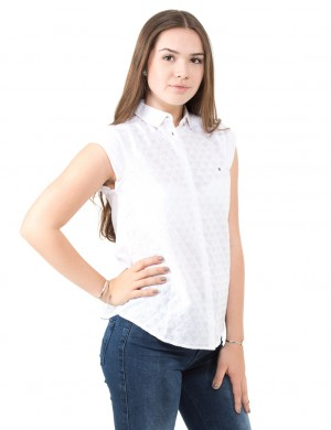 AME GEO SHIFFLEY TOP SS