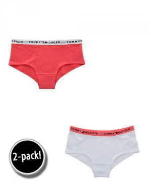 COTTON SHORTY 2 PACK ICONIC