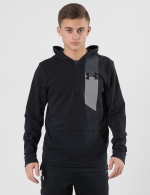 THREADBONE FT 1/4 ZIP HOOD