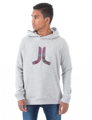 Inlay icon jr hooded sweatshirt