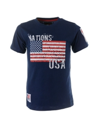 SS15 Nations SS Tee